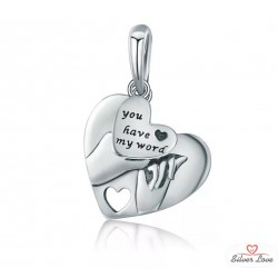 Promise Dangle Charm