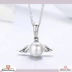 Naughty Angel Pendant