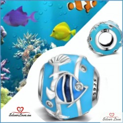 Underwater World Charm