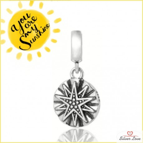 You Are My Sunshine Dangle Charm