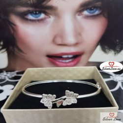 Butterfly Touch Bangle