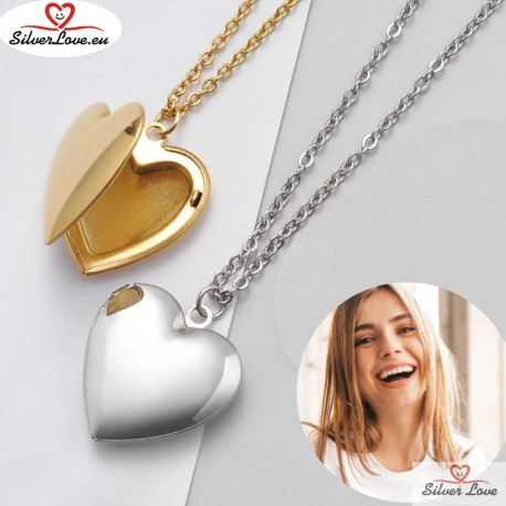 Always in My Heart Pendant Necklace