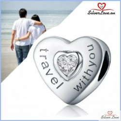 Travel With You Charm